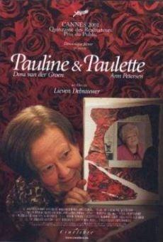 Pauline et Paulette online