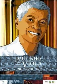 Ver película Paulinho da Viola - Meu Tempo É Hoje