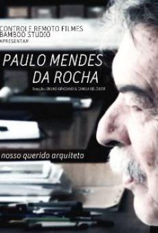 Paulo Mendes da Rocha, nosso querido arquiteto online