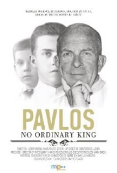 Película: Pavlos. No Ordinary King