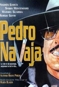 Ver película Pedro Navaja