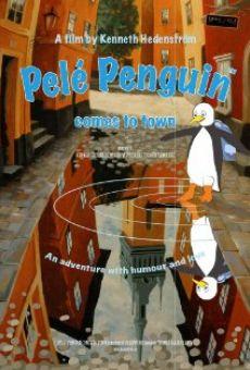 Pelé Pingvin kommer till stan