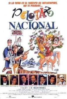 Ver película Pelotazo nacional