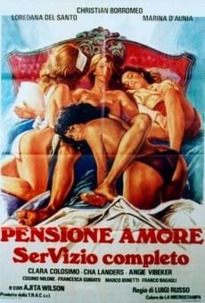 Pensión de amor, sexo incluido online