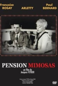 Pension Mimosas Online Free