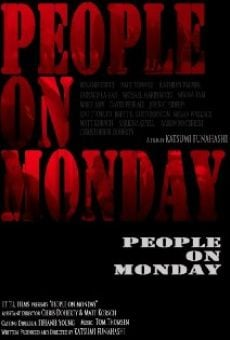 People on Monday gratis