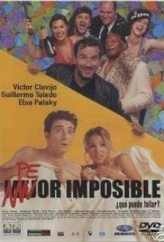 Ver película Peor imposible, ¿qué puede fallar?