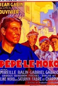 Ver película Pépé le Moko