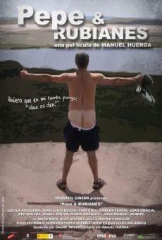 Ver película Pepe & Rubianes