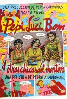 Pepi, Luci, Bom y otras chicas del montón on-line gratuito