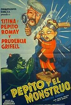 Ver película Pepito y el monstruo
