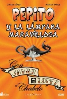 Ver película Pepito y la lámpara maravillosa
