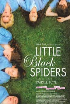 Little Black Spiders on-line gratuito