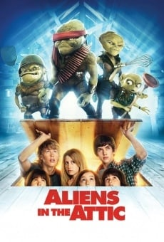 Aliens in the Attic on-line gratuito