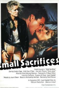 Small sacrifices on-line gratuito
