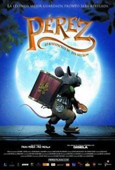 Ver película Pérez, el ratoncito de tus sueños