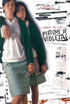 Película: Perfume de violetas, nadie te oye