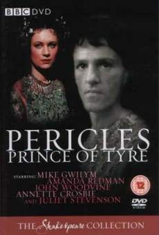 Pericles, Prince of Tyre online