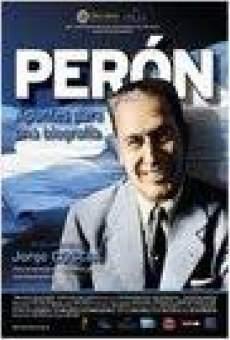 Ver película Perón, apuntes para una biografía
