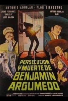 Persecución y muerte de Benjamín Argumedo on-line gratuito
