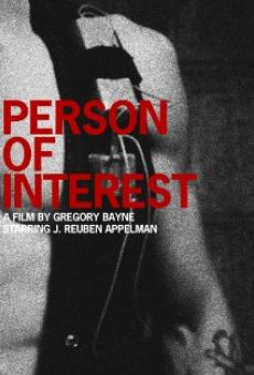 Person of Interest on-line gratuito