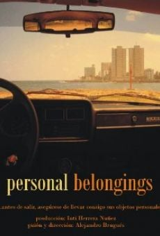 Personal Belongings on-line gratuito