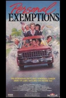 Ver película Personal Exemptions