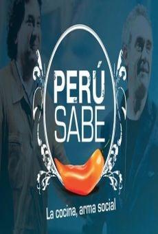 Perú sabe: La cocina, arma social on-line gratuito