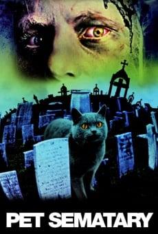 Ver película Cementerio viviente