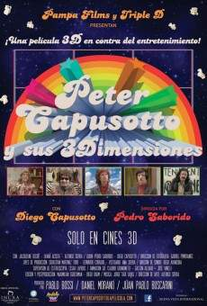 Ver película Peter Capusotto y sus 3 dimensiones