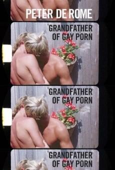 Peter De Rome: Grandfather of Gay Porn online
