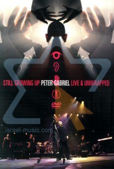 Ver película Peter Gabriel: Still Growing Up Live and Unwrapped
