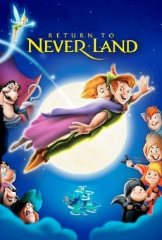 Return to Never Land on-line gratuito