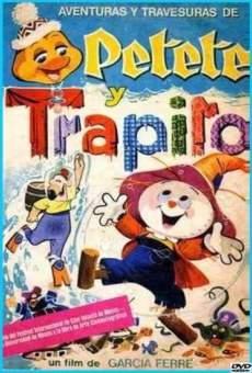 Ver película Petete y Trapito