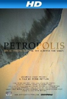 Película: Petropolis: Aerial Perspectives on the Alberta Tar Sands