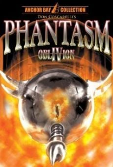 Phantasm IV: Oblivion online streaming