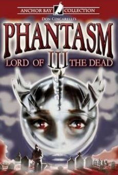 Phantasm III: Lord of the Dead on-line gratuito