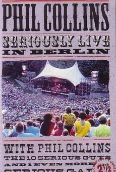 Phil Collins: Seriously Live