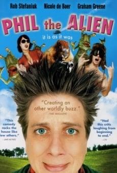 Ver película Phil, el extraterrestre