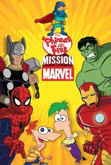 Phineas and Ferb: Mission Marvel on-line gratuito