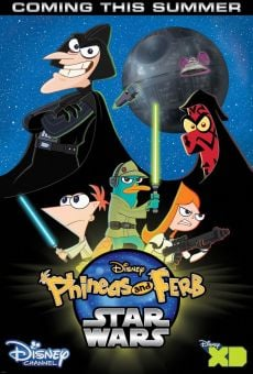 Phineas and Ferb: Star Wars (May the Ferb be With You) on-line gratuito
