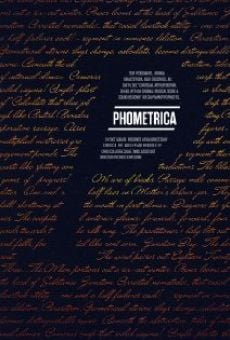 Phometrica online streaming