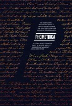 Ver película Phometrica
