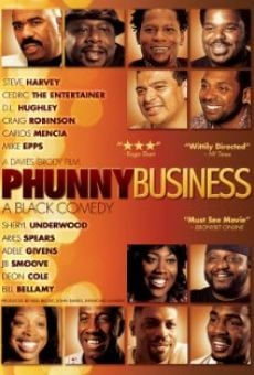 Película: Phunny Business: A Black Comedy