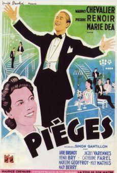 Película: Pièges