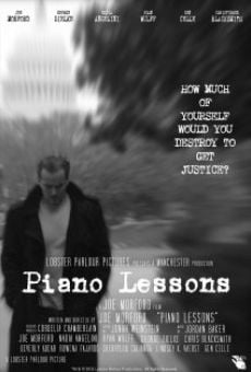 Piano Lessons on-line gratuito