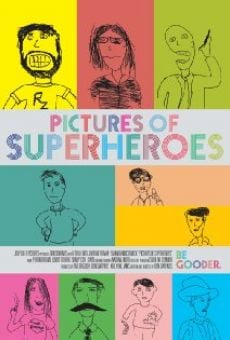 Pictures of Superheroes online