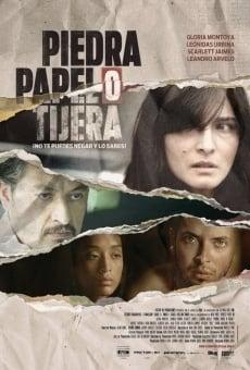 Película: Piedra, papel o tijera