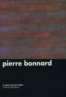 In Search of Pure Colour: Pierre Bonnard online