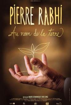 Ver película Pierre Rabhi au nom de la terre